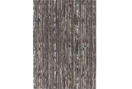 96X132 Rug-Regen Charcoal