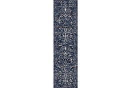 26X94 Runner Rug-Courtney Indigo