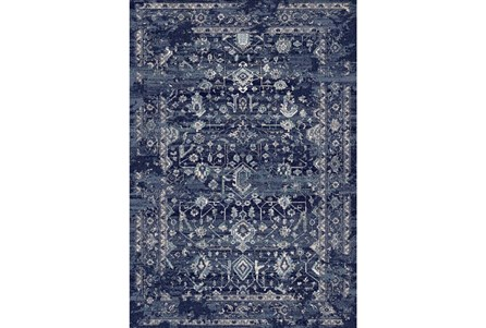39X59 Rug-Courtney Indigo