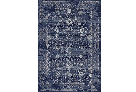 63X91 Rug-Courtney Indigo