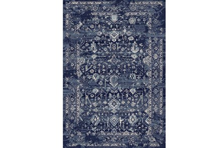 63X91 Rug-Courtney Indigo - Main