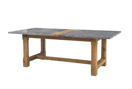 Jean 87 Inch Dining Table