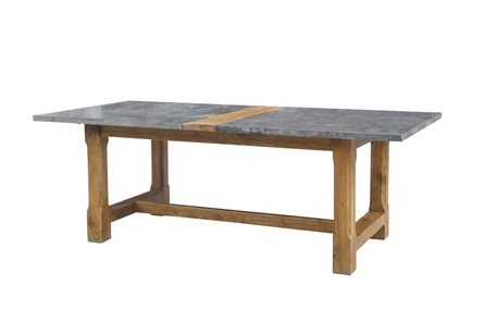 Jean 87 Inch Dining Table - Main