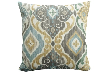 Outdoor Accent Pillow-Minorca 18X18 - Main