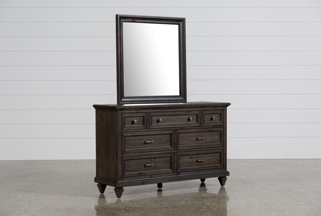 Valencia Youth Dresser/Mirror - 360