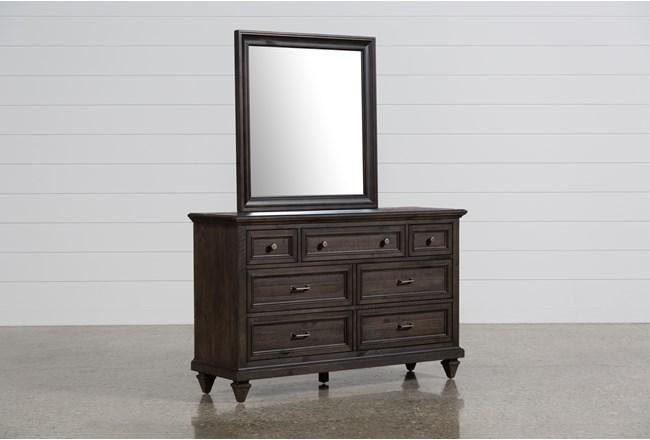 Valencia Youth Dresser/Mirror - 360