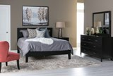Milton California King Panel Bed - Room