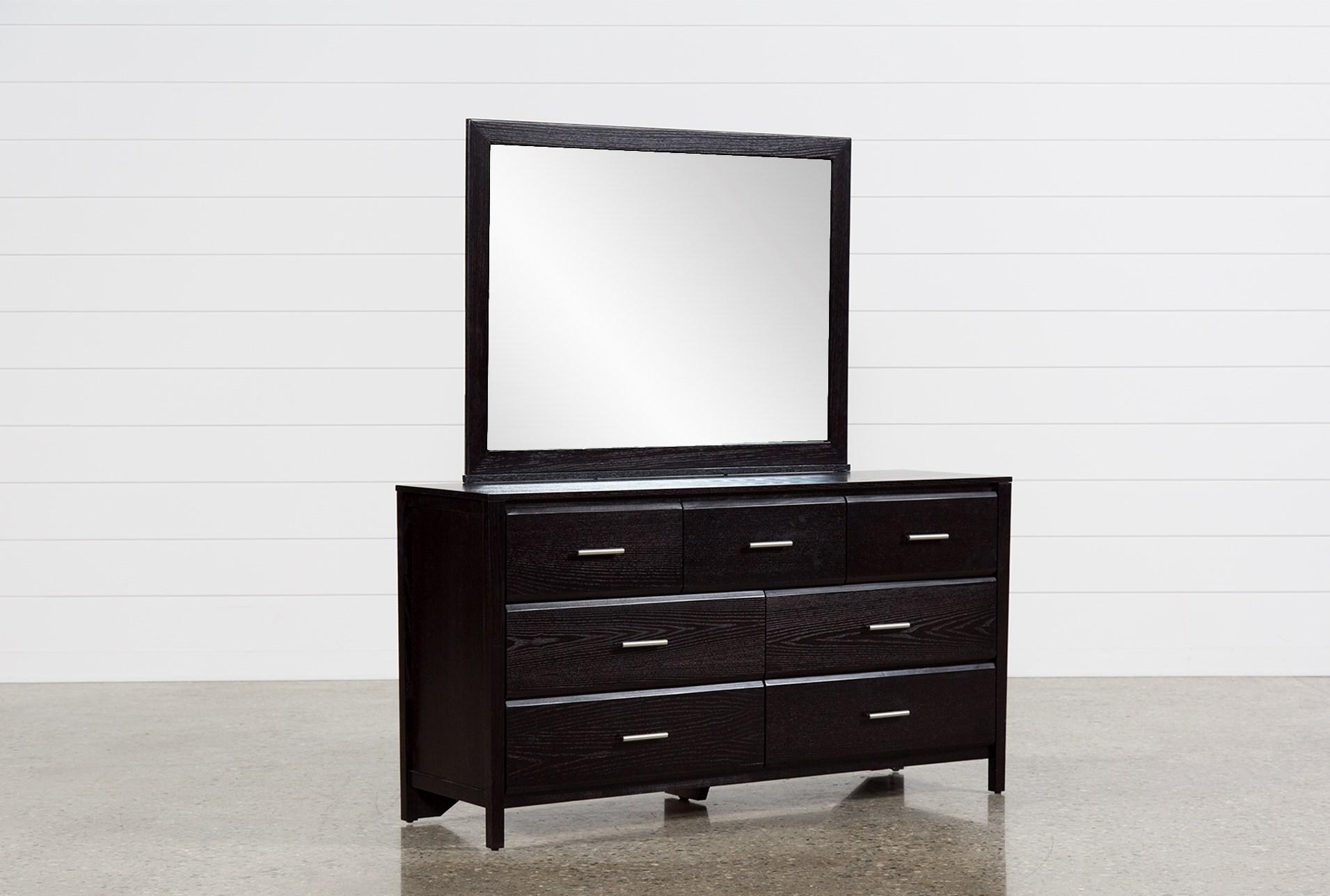 Milton Dresser/Mirror   Living Spaces