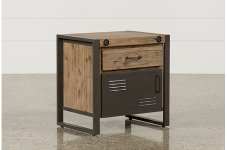 Whistler Door Nightstand - Main