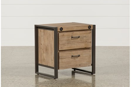 Whistler 2-Drawer Nightstand - Main