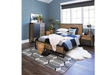 Whistler Queen Platform Bed - Room