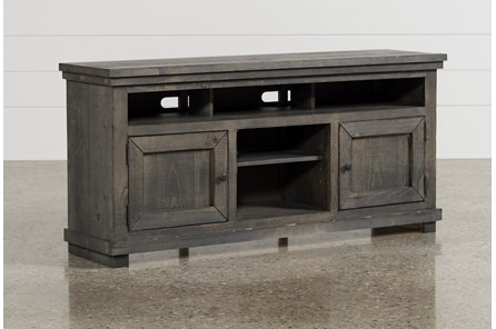 Sinclair Grey 64 Inch Tv Stand