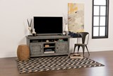 Sinclair Blue 64 Inch TV Stand - Room
