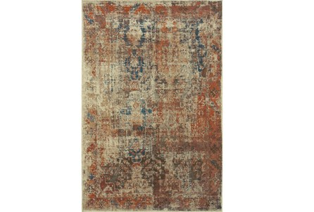 79X114 Rug-Malin Sunset