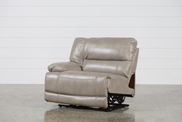 Marx Sahara Power Left Facing Recliner