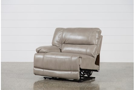 Marx Sahara Power Left Facing Recliner - Main