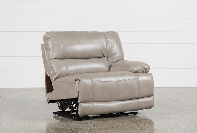 Marx Sahara Power Right Facing Recliner - 360