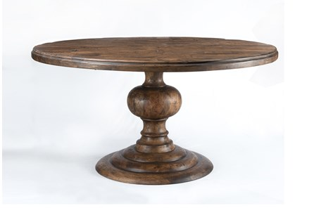 Levi 60 Inch Round Dining Table - Main