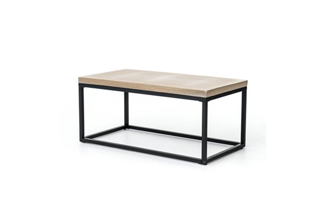 Morton Rectangle Coffee Table - 360