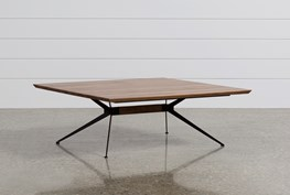 Weaver Square Coffee Table