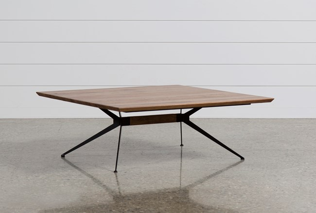 Weaver Square Coffee Table - 360