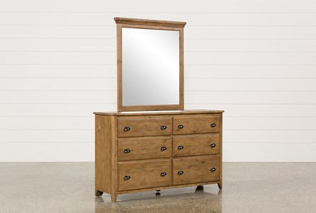 Mallory Dresser/Mirror