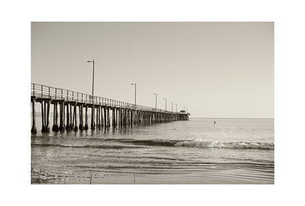 Picture-Pacific Pier By Karyn Millet