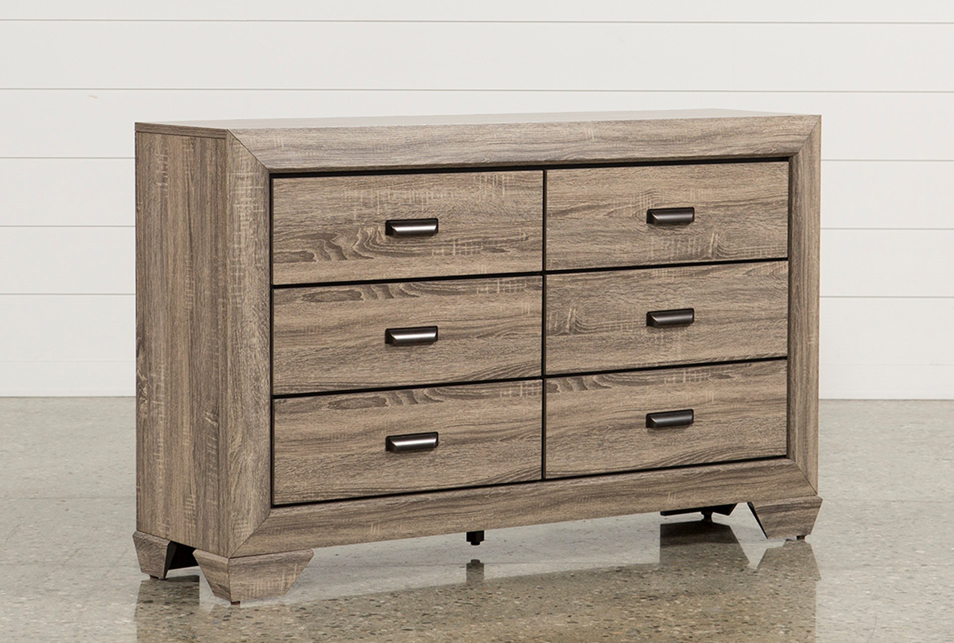 Living Spaces Dressers : Farrell Dresser  Living Spaces