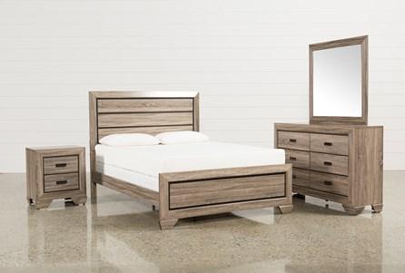 Farrell Queen 4 Piece Bedroom Set - Main