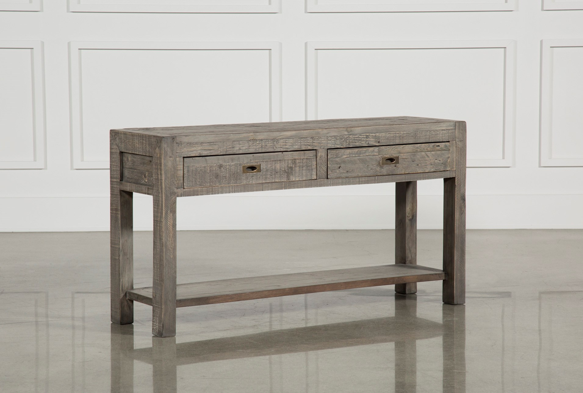 Console tables living spaces display product reviews for combs console table watchthetrailerfo