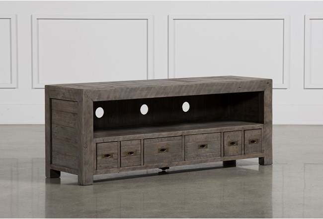 Combs 63 Inch Tv Stand Living Spaces