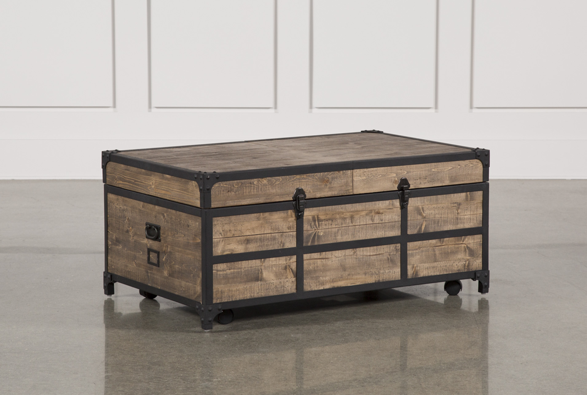 - Cody Expandable Coffee Table Living Spaces