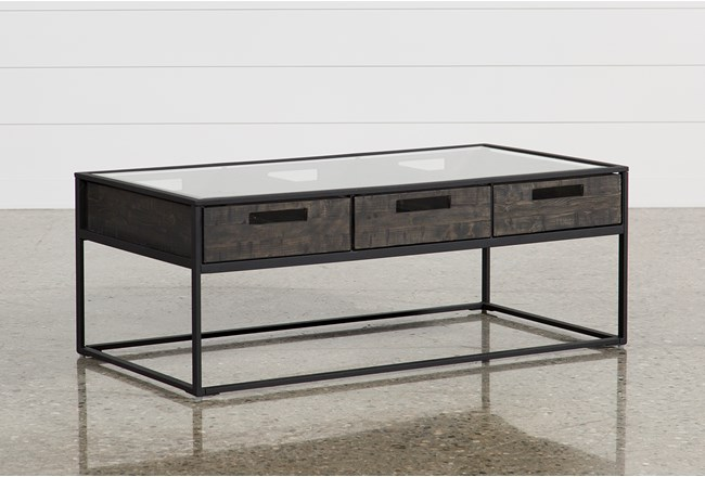 Anson Coffee Table - 360