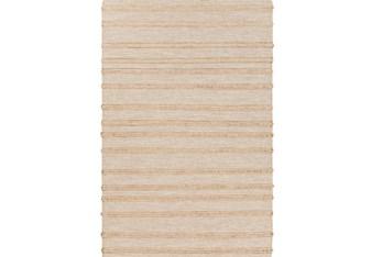 2'x3' Rug-Nia Jute Stripe Gold