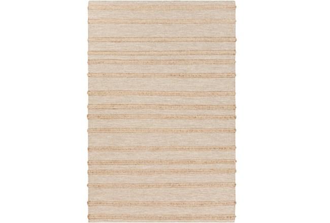 24X36 Rug-Nia Jute Stripe Gold - 360