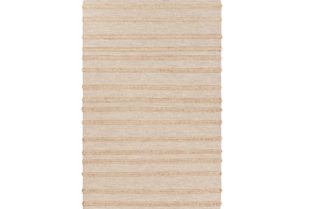 39X63 Rug-Nia Jute Stripe Gold