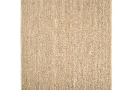 96X96 Square Rug-Delon Beige - Main