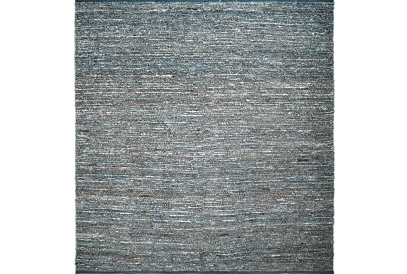 96X96 Square Rug-Delon Grey