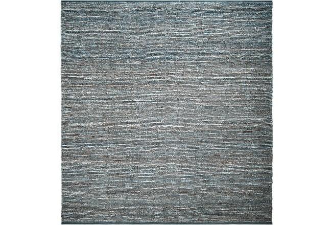 96X96 Square Rug-Delon Grey - 360