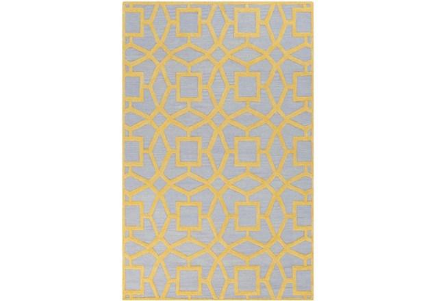 108X156 Rug-Sueno Slate/Gold - 360