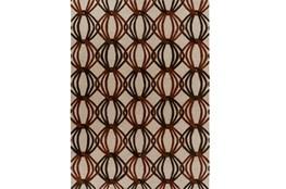 96X132 Rug-Rever Rust/Chocolate