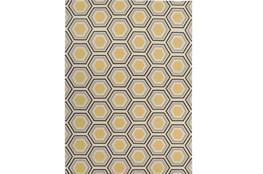 8'x11' Rug-Shell Gold/Chocolate