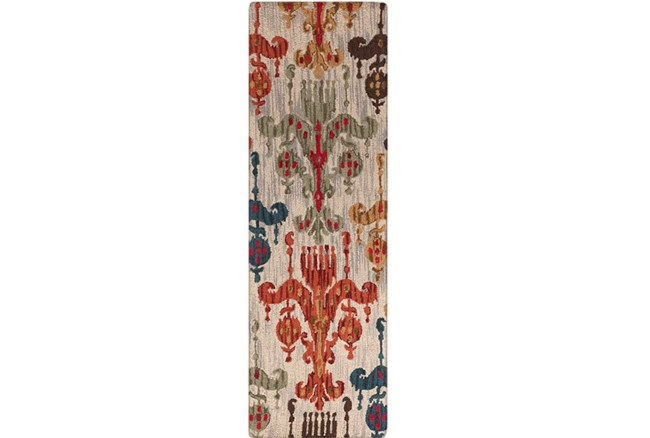 30X96 Rug-Gabel Multi - 360