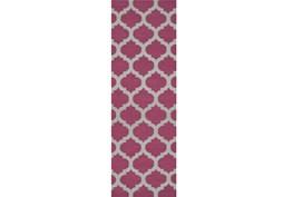30X96 Rug-Tron Violet/Grey