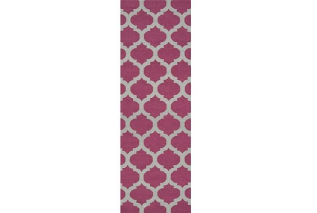 30X96 Rug-Tron Violet/Grey - 360