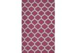42X66 Rug-Tron Violet/Grey - Signature