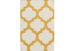 24X36 Rug-Tron Ivory/Gold
