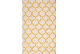 42X66 Rug-Tron Ivory/Gold