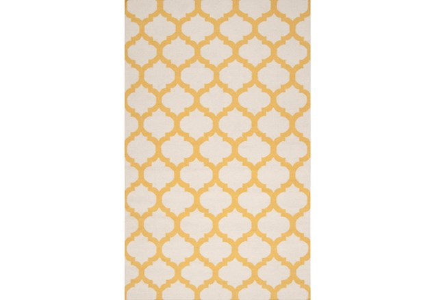42X66 Rug-Tron Ivory/Gold - 360