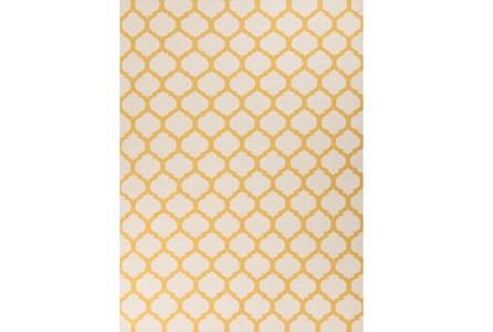 96X132 Rug-Tron Ivory/Gold